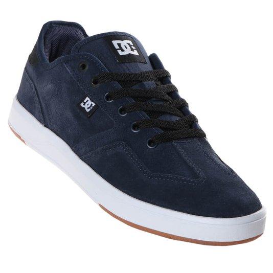 Tenis Dc Shoes Vestrey Se Azul Marinho/Branco