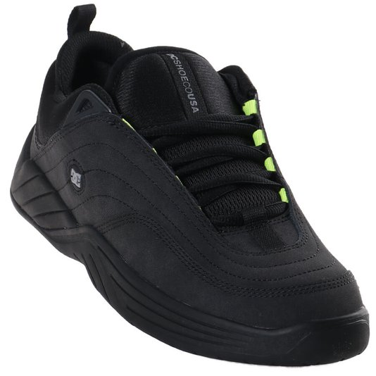 Tênis Dc Shoes Williams Slim Preto/Verde