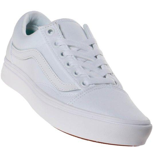 Tênis Vans Old Skool Comfycush Branco