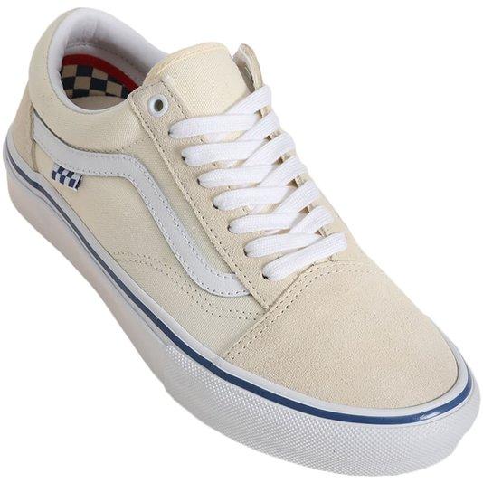 Tênis Vans Skate Old Skool Off White