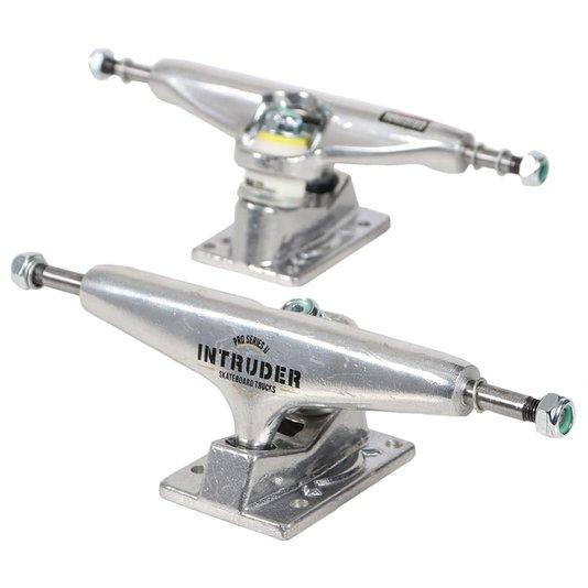 Truck Intruder Pro Series Ii Mid Prata