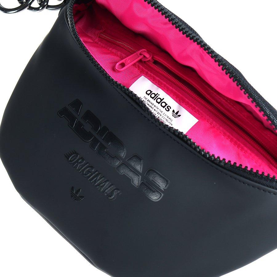 073572d7f Pochete Adidas DH4391 Preto - Rock City
