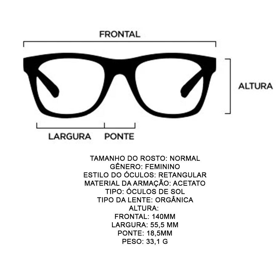 Óculos Evoke For You DS43 G21 Tartaruga