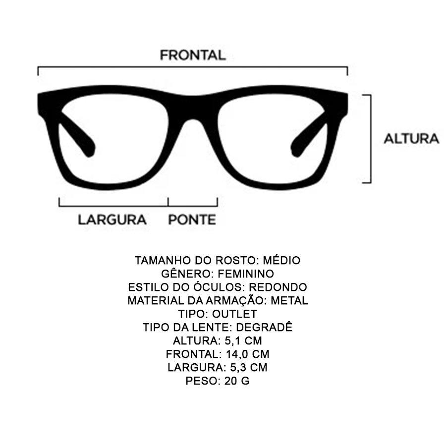 Óculos Evoke For You DS50 03A Prata