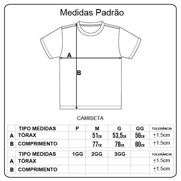 Camiseta Element For Life Preto