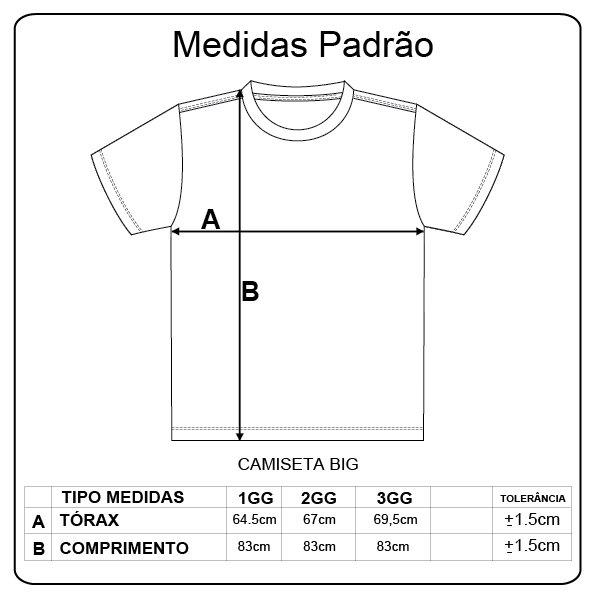 Camiseta Dropdead Big Metallica Mescla