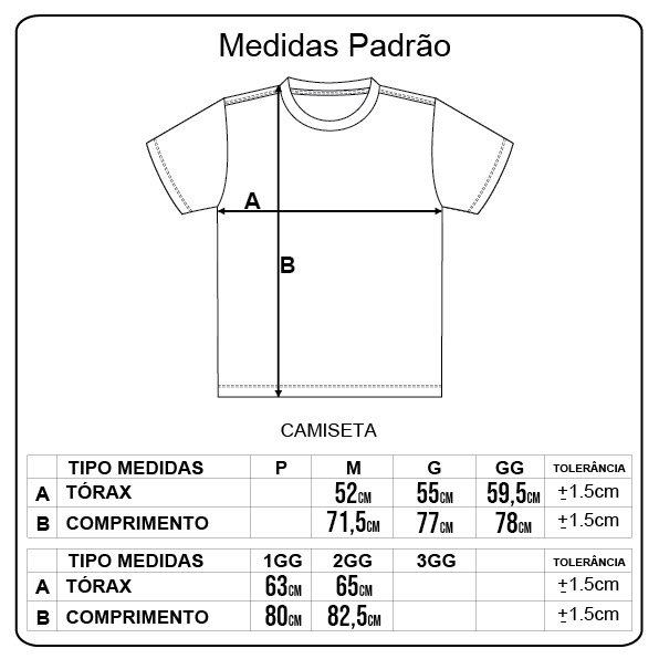 Camiseta Independent Big 4 Tier Cross 3 Colors Preto