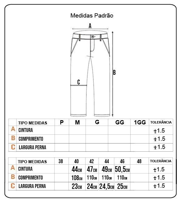 Calça Hocks Truck Jeans Jeans