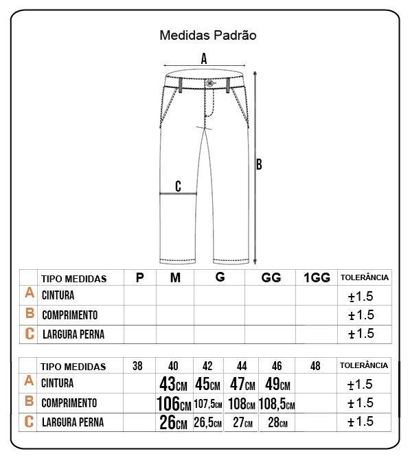Calça Dropdead Wide 90s Jeans Claro