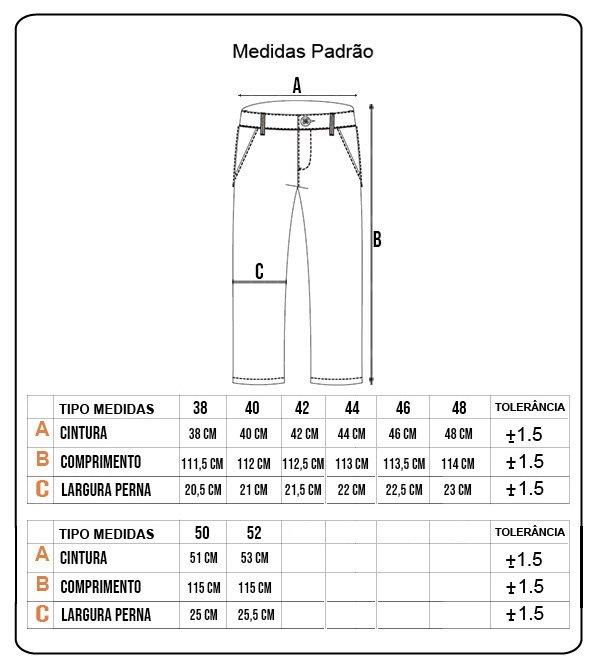 Calça Rock City Tailor Pants Sorf Power Jeans
