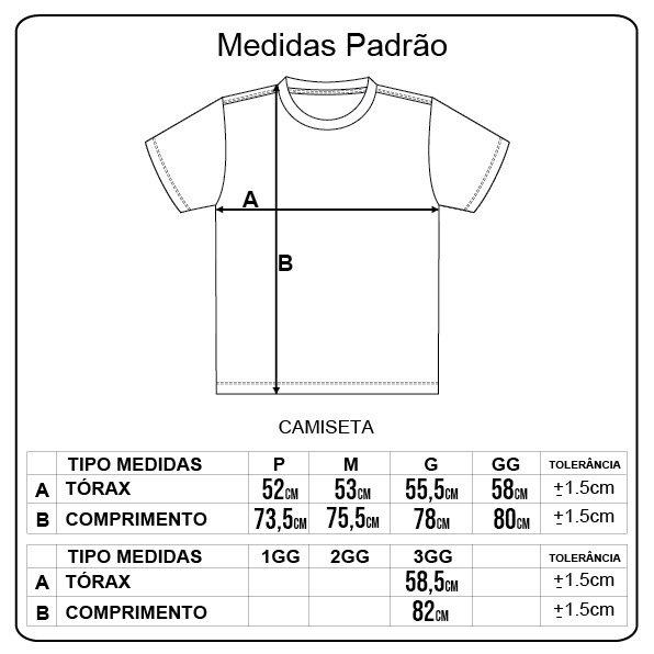 Camiseta Grizzly Og Bear Reflective Tee Preto/Prata