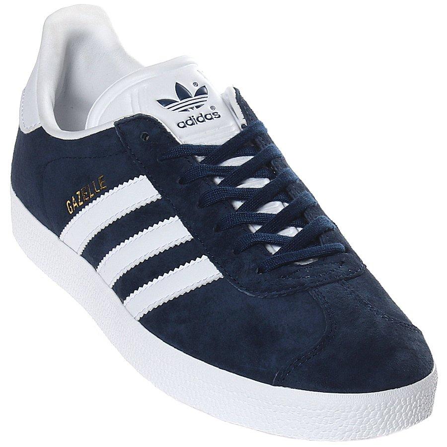 Tênis Adidas Gazelle Azul Marinho - Rock City 33b47c9f93790
