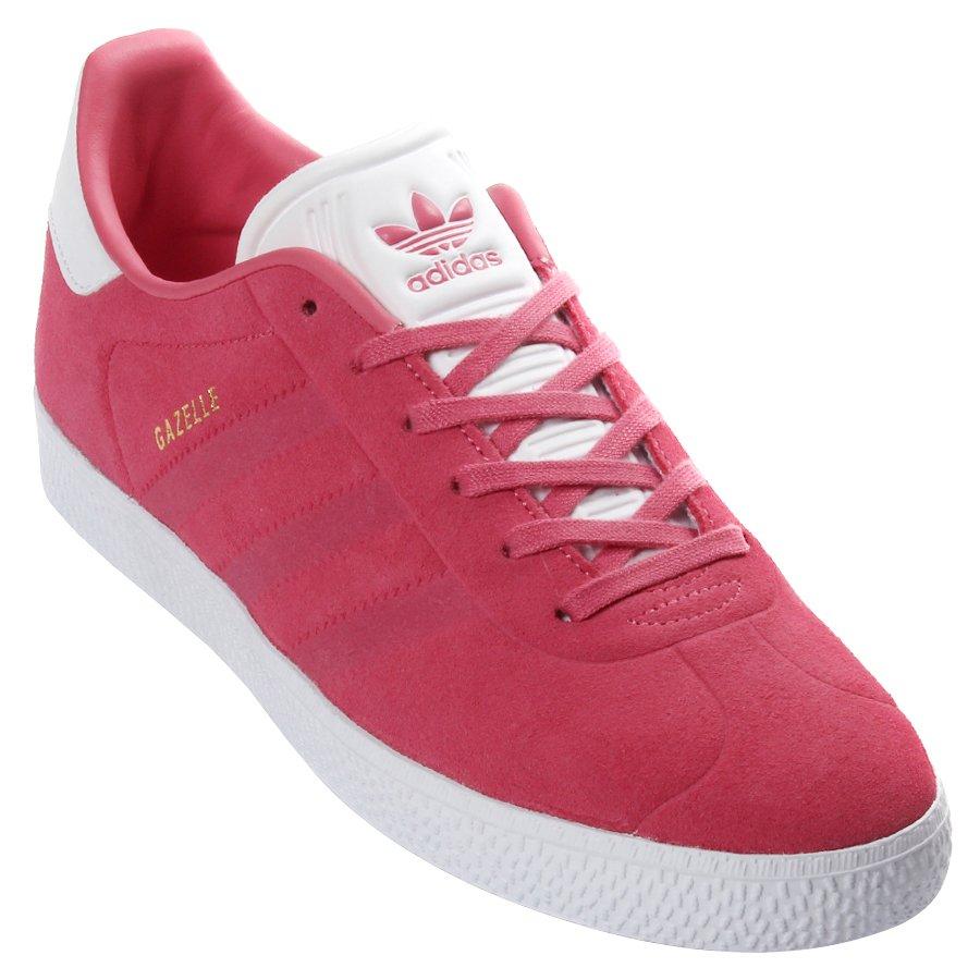 8b19726efaa Tênis Adidas Gazelle Rosa - Rock City