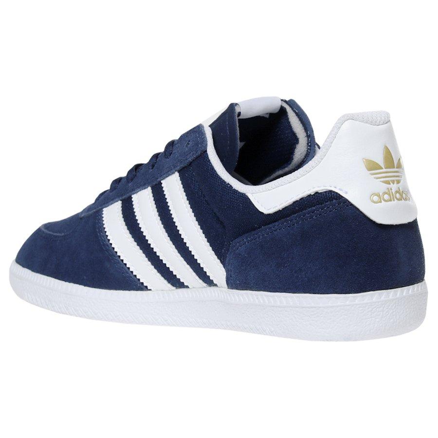 5ecbf6d4290ef Tênis Adidas Leonero Azul Marinho - Rock City