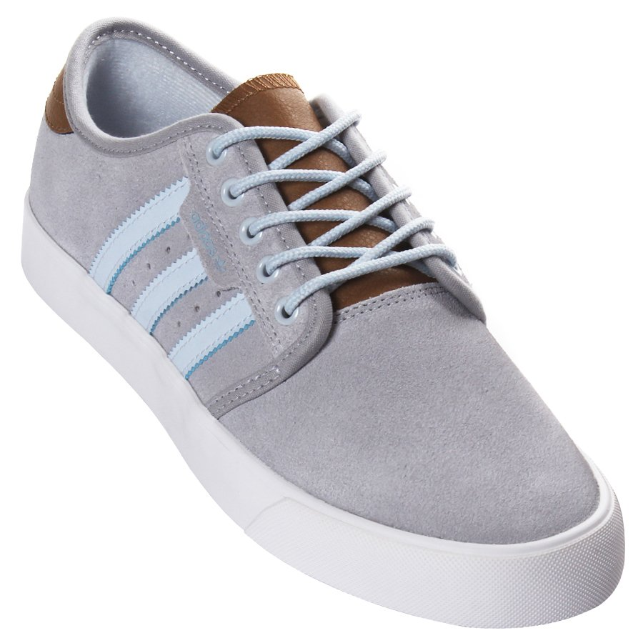 70a1c607a67b2 Tênis Adidas Seeley Cinza One - Rock City
