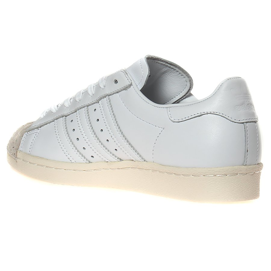 Tênis Adidas Superstar 80 s Cork Branco Creme - Rock City 5e5d4d83acfb7
