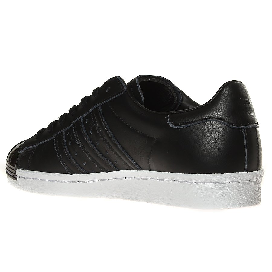 Tênis Adidas Superstar 80 s MT Preto - Rock City 93b07973f672c