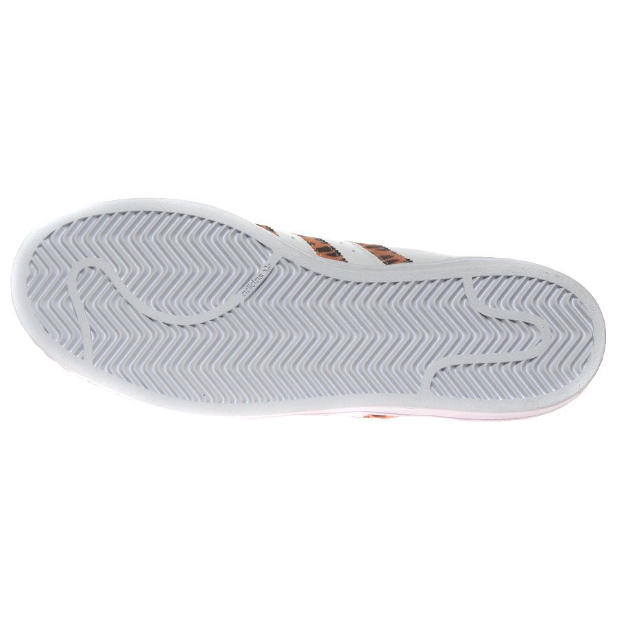 961ab1c5c Tênis Adidas Superstar W Branco/Leopardo - Rock City