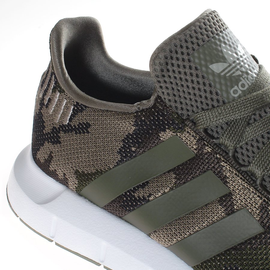 faf28e9c8a7 Tênis Adidas Swift Run Camuflado - Rock City