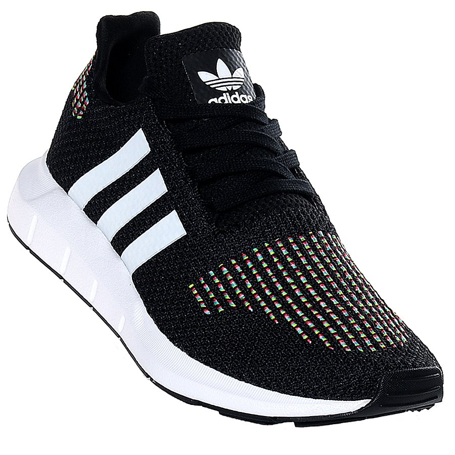 f352b940f0 Tênis Adidas Swift Run Preto - Rock City