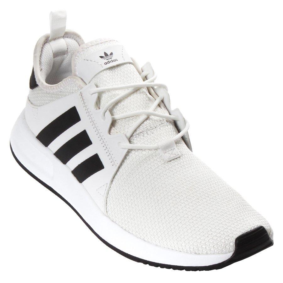 1c1decf1016 Tênis Adidas X-PLR Branco Preto - Rock City