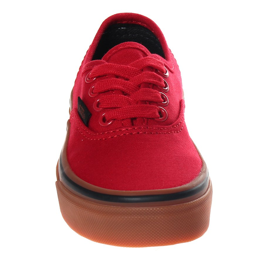 87c91951f7 Tênis Vans Authentic Juvenil Vermelho · Tênis Vans Authentic Juvenil  Vermelho ...
