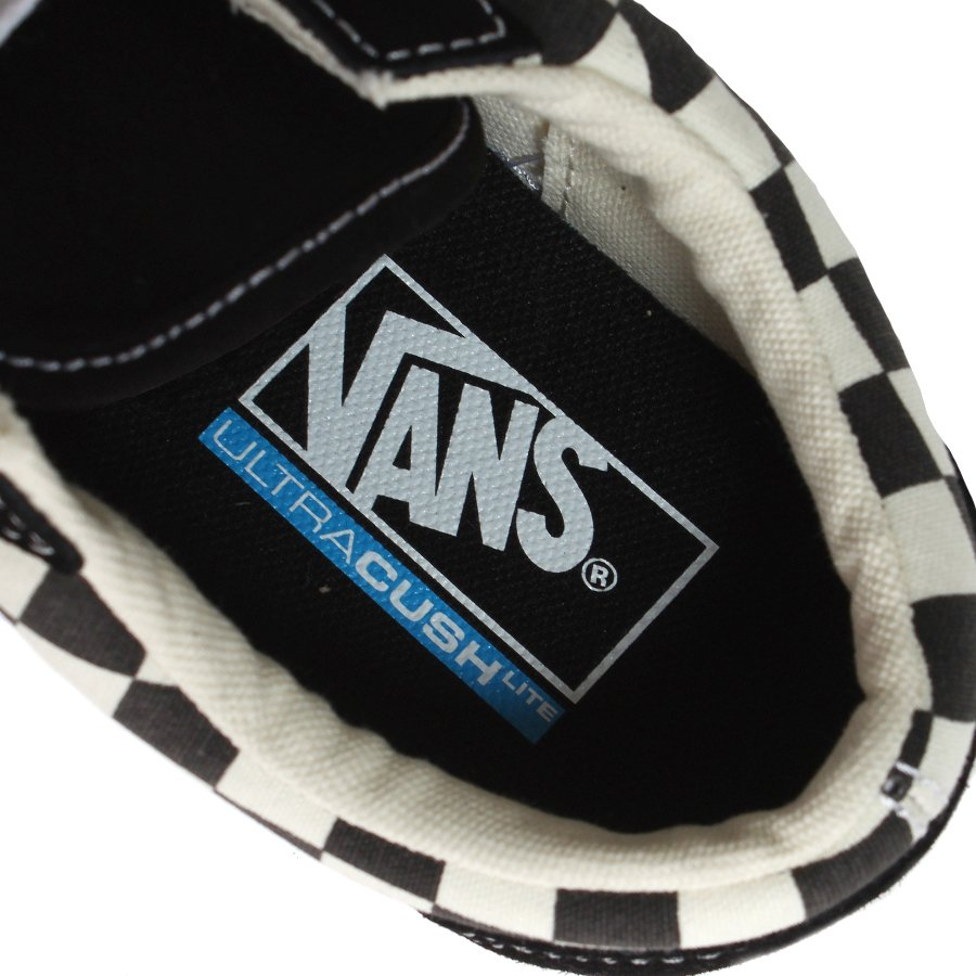 51fe97ffdf Tênis Vans old Skool Lite Checkboard Preto Branco - Rock City