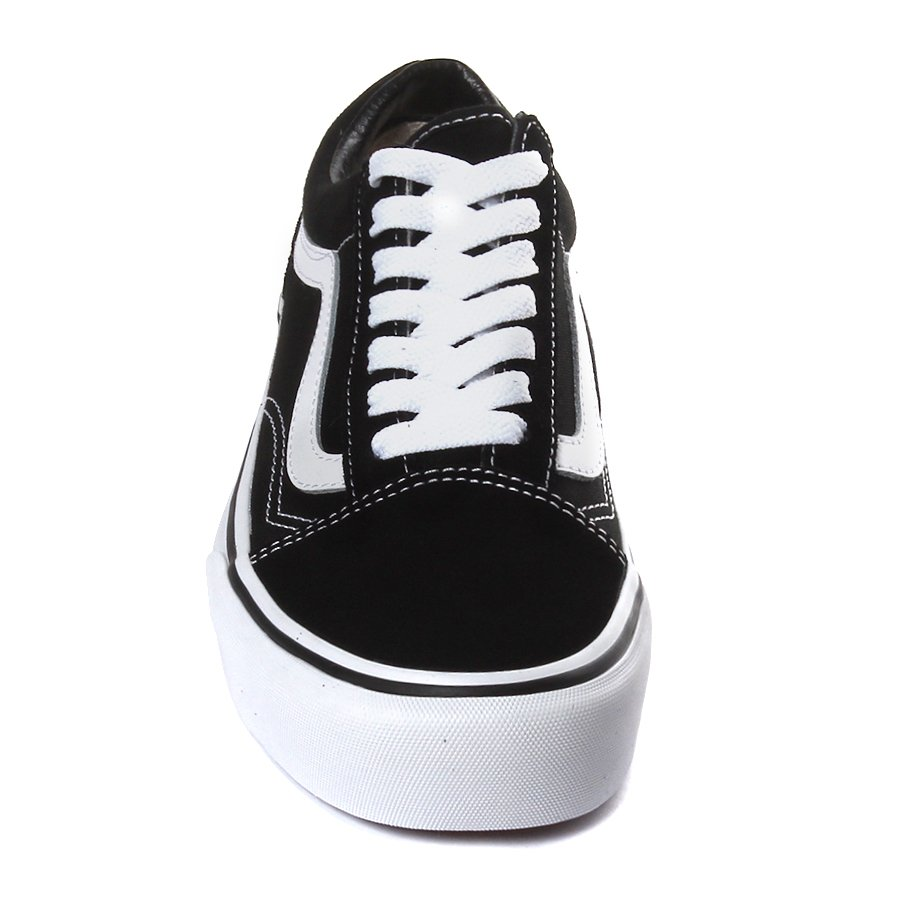 3bd82f8ab5 Tênis Vans Old Skool Plataform Preto Branco - Rock City