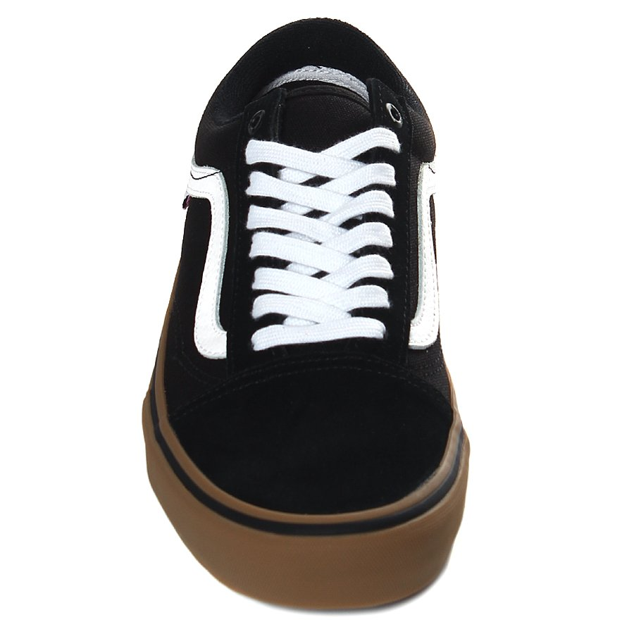 0dc9cd29b97 Tênis Vans Old Skool Pro Preto Marrom - Rock City
