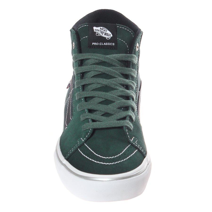 56054d7d40a Tênis Vans SK8-HI Pro Independent Verde Musgo - Rock City