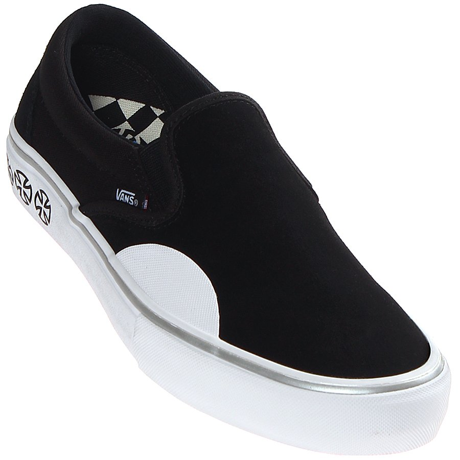 Tênis Vans Slip On Pro Independent Preto - Rock City