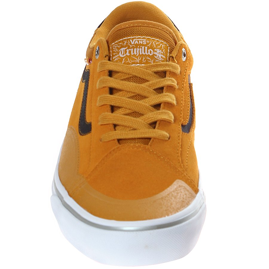 293dca1770d Tênis Vans TNT Advanced Prototype Independent Amarelo - Rock City
