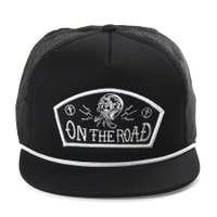 Bone Faith Co On The Road Preto