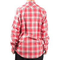 Camisa Rock City Xadrez Vermelho