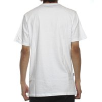 Camiseta Billabong Overlay Branco