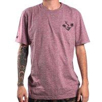 Camiseta Lost Aloha Vermelho