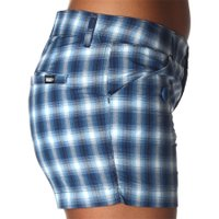 Shorts Vans Quadrid Boll Azul