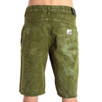 Bermuda Globe Relaxed Washed Verde