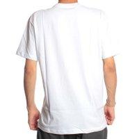 Camiseta Live United Skates Branco