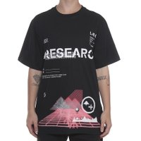 Camiseta Lrg Interelevation Preto