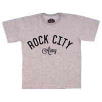Camiseta Rock City Army Inf. Mescla