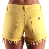 Shorts Roxy Smeaton Colors Amarelo