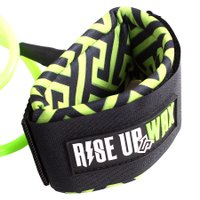 Leash Rise Up 7 Pés 7,0MM Verde Neon