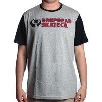 Camiseta Dropdead Big Skate Co Mescla