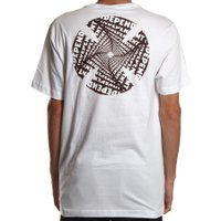 Camiseta Independent Spiral Branco