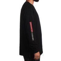 Camiseta Grizzly M/L Protected Preto