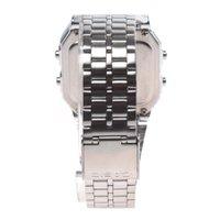 Relógio Casio Vintage A500WA-1DF Prata
