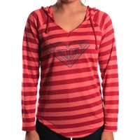 Camiseta Roxy Manga Longa Touch Of Mex Vermelho/Laranja
