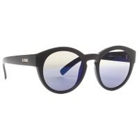 Óculos Evoke EVK 17 A11S Matte Espelhado Preto Fosco/Azul