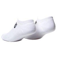 Meia Vans Kick Cano Baixo 3PK Branco